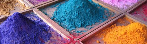 Indian pigments - ArtsandEcon.com